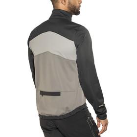 PEARL iZUMi Select Escape Softshell Jacket Men Black/Smoked Pearl
